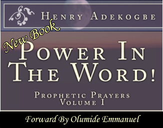 POWER In The WORD! - The Book
